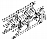 Additional Catapult frame only section